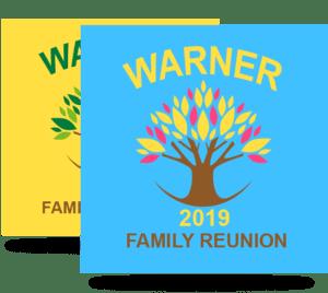 custom family reunion shirts