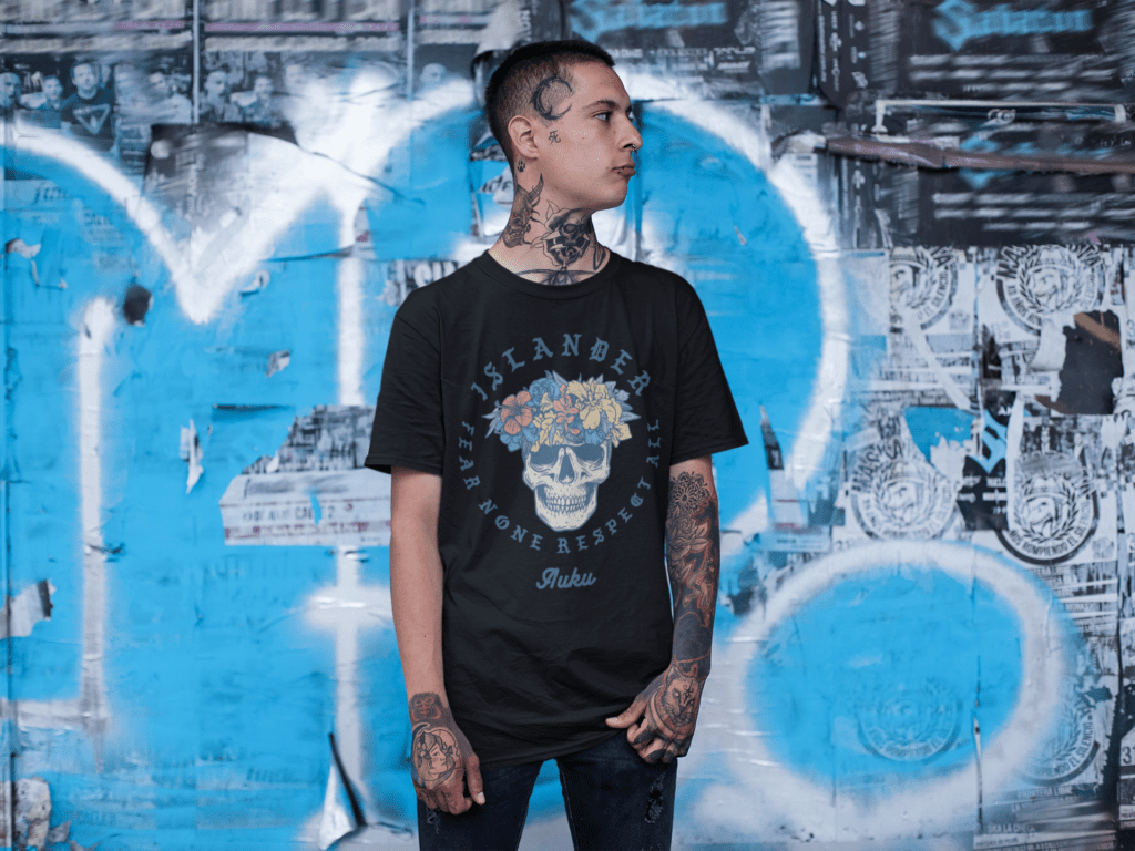 custom t shirt screen printing for streetwear brands