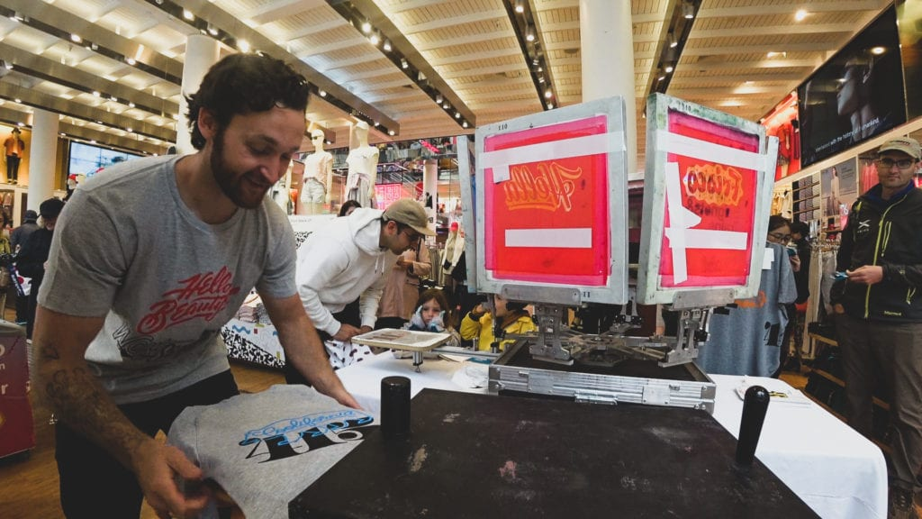 How to Price Your Live Screen Printing Business