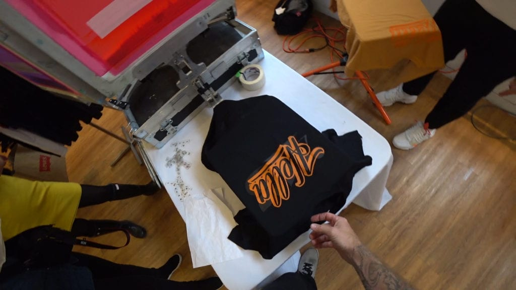 How to Price Your Live Screen Printing Business and win bids